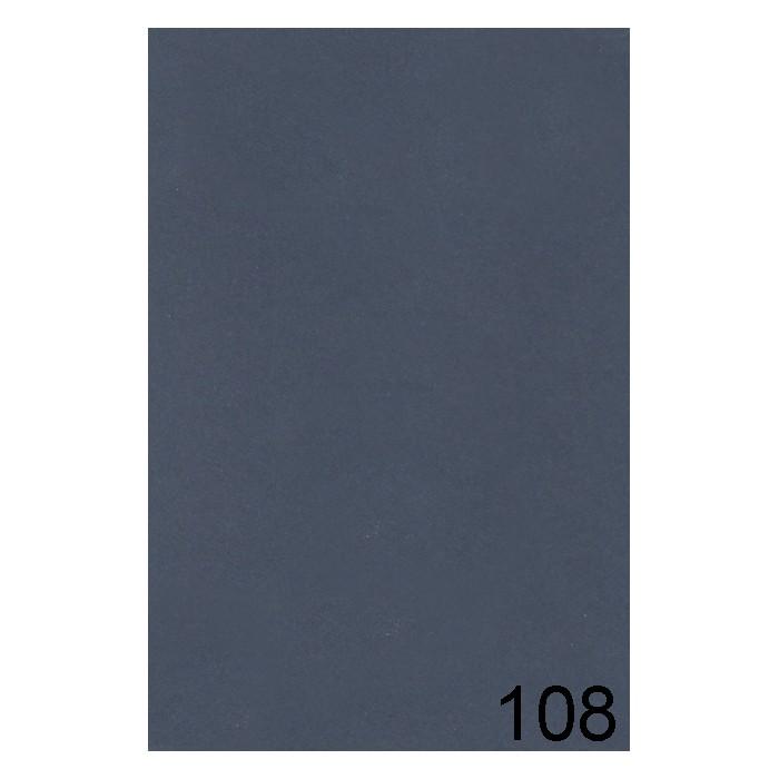 Фон студийный бумажный 1,35 х 11м BD 108 Темно синий ( Deep Blue )