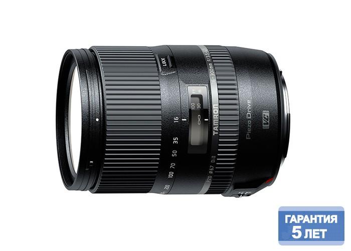 Tamron AF 16-300mm F/3,5-6,3 Di II VC PZD Macro для Canon