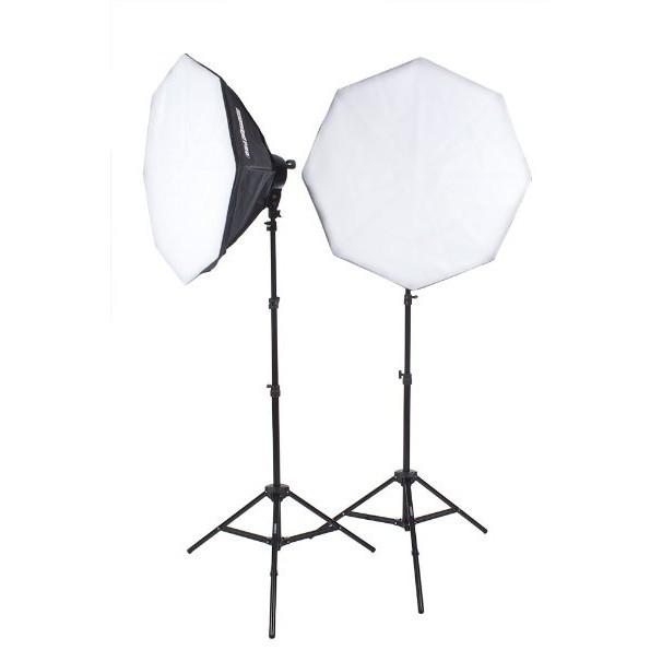 Набор флуоресцентного света Mircopro FL-305 Double Kit