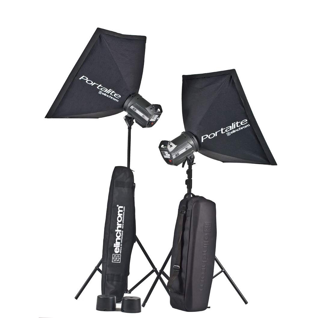 Комплект студийного света Elinchrom BX 500 Ri