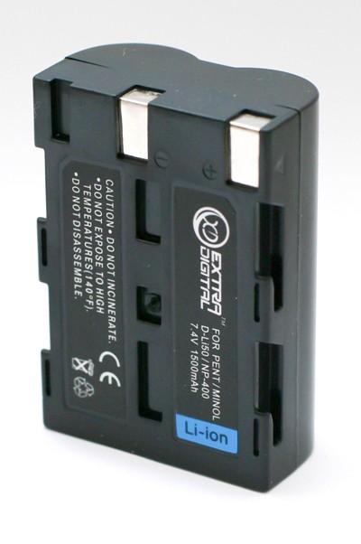EXTRA DIGITAL Minolta NP-400, Pentax D-Li50, SLB-1674 для Minolta