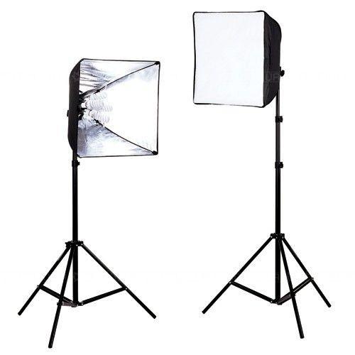 Набор флуоресцентного света Falcon Eyes SLH1-SB5050K