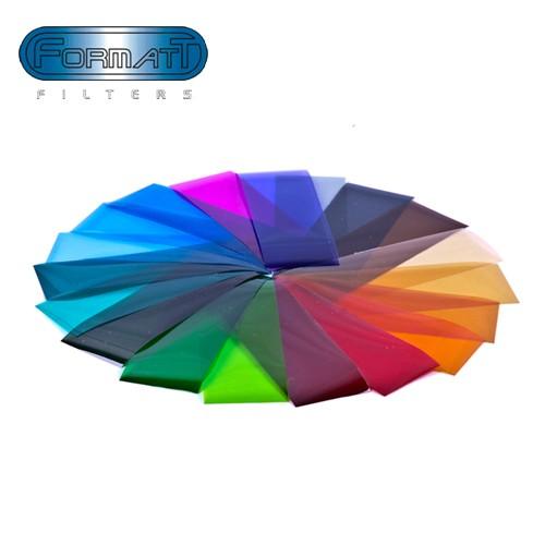 Набор цветных гелевых фильтров Formatt 21шт.