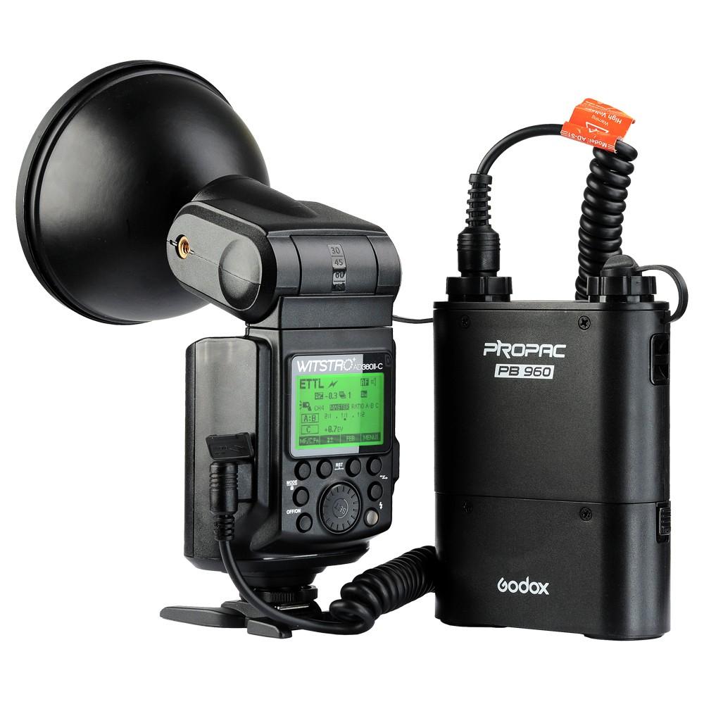 Генераторная вспышка Godox AD360-IIС для Canon