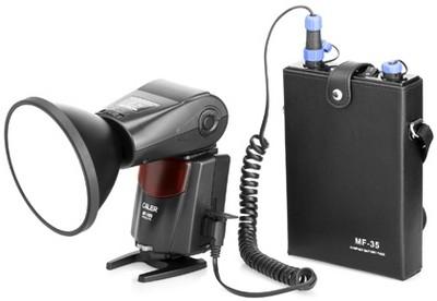 Генераторная вспышка Jinbei Caler MF-200 Mini Flash Kit