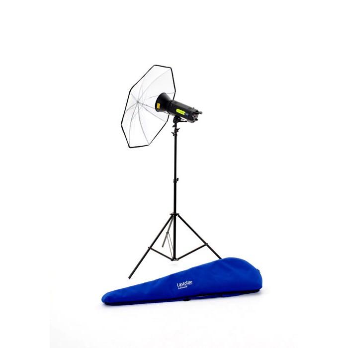 Комплект студийного света Lastolite Lumen8 Kit Single F200 Umbrella