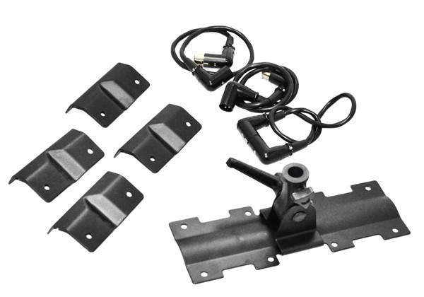 Комплект для соединения 4-х LED панелей MLux LSET-4