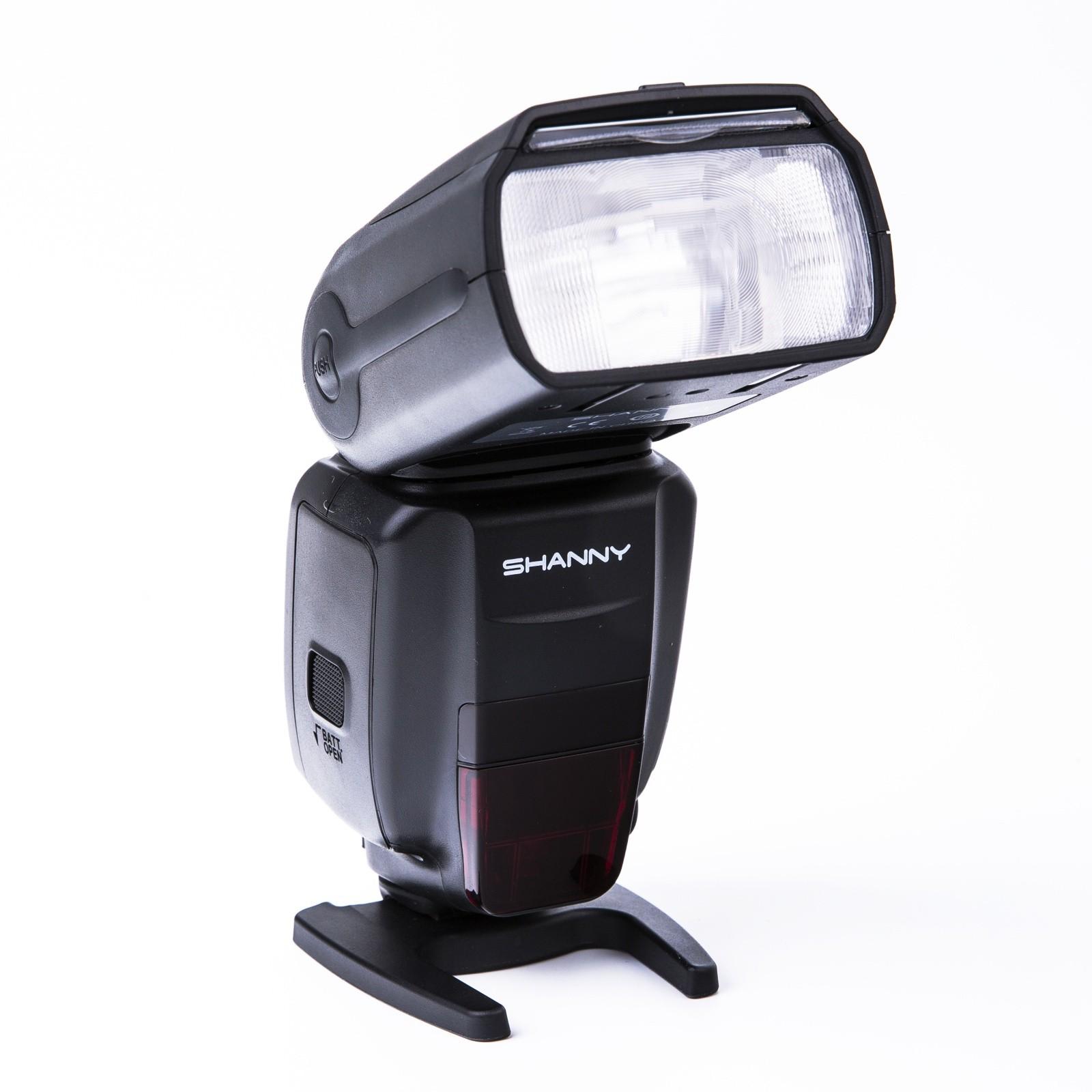 Вспышка Shanny SN600C для Canon