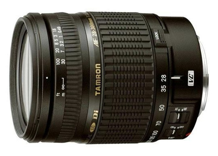 Объектив  Tamron AF 28-300mm F/3,5-6,3 XR Di VC LD Aspherical (IF) Macro для Canon