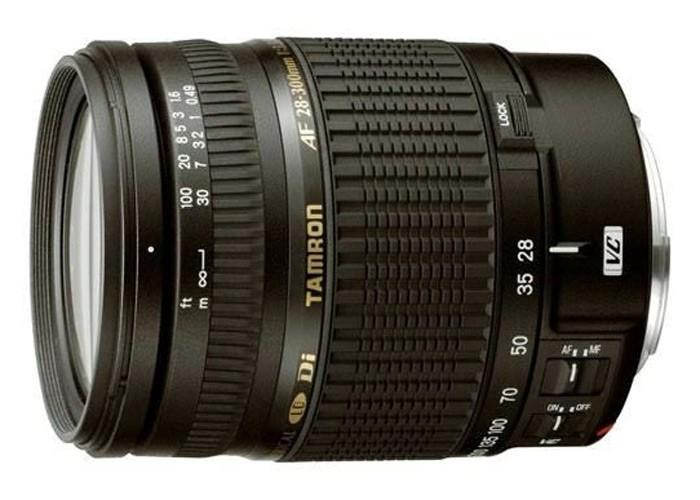 Объектив  Tamron AF 28-300mm F/3,5-6,3 XR Di VC LD Aspherical (IF) Macro для Nikon