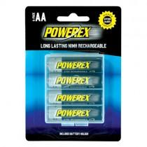 Аккумулятор Powerex MHRAA4 Ni-MH AA 2700mAh (4шт)