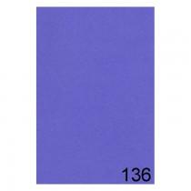 Фон студийный бумажный 1,35 х 11м BD 136 Синий ( Foto Blue )