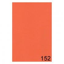 Фон студийный бумажный 1,35 х 11м BD 152 Оранжевый ( Tangerine )