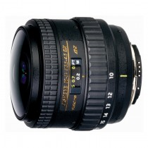 Tokina AT-X 107 F3.5-4.5 DX NH Fisheye (10-17mm) для Canon