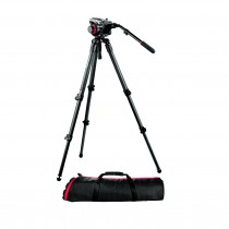 Штатив Manfrotto MIDI CF SYSTEM 504HD Head+535 CF Tripod 535K