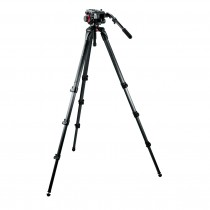 Штатив Manfrotto MIDI CF SYSTEM 536K+504HD