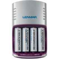 Зарядное устройство Lenmar PRO712 (90мин)+ 4 AA 2500mAh NiMH