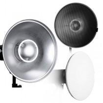 Портретный рефлектор с сотами Arsenal 550мм