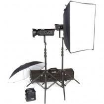 Набор студийного света BOWENS GEMINI 500PRO/500PRO TRAVEL PAK KIT (BW-4865)