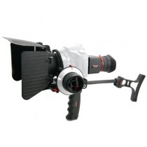 Плечевой упор CAPA Rig Set Z1 + Follow Focus + Matte box + LCD Viewfinder
