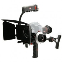 Плечевой упор CAPA Rig Set Z2 C-Shape + Follow Focus + Matte box + LCD Viewfinder