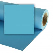 Фон бумажный 2,72x11м Colorama 02 Aqua (Аква)