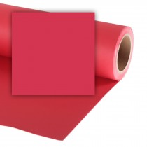 Фон бумажный 2,72x11м Colorama 04 Cherry (Вишня)