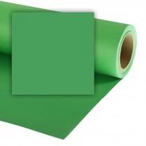 Фон бумажный 2,72x11м Colorama 33 Chromagreen Хрома-зеленый