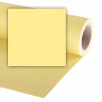 Фон бумажный 2,72x11м Colorama 45 Lemon (Лимонный)
