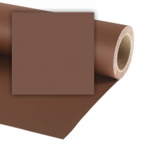 Фон бумажный 2,72x11м Colorama 80 Peat Brown (Коричневый торф)