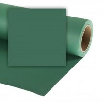 Фон бумажный 2,72x11м Colorama 37 Spruce Green (Еловый зеленый)