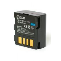 EXTRA DIGITAL BN-VF707U для JVC (аналог JVC BN-VF707, BN-VF707U, BN-VF707UE, BN-VF707US, LY34647-002B)