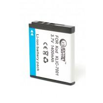 EXTRA DIGITAL KLIC-7001 для Kodak (аналог Kodak KLIC-7001)