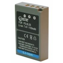 EXTRA DIGITAL DB-L80, D-LI88 для Sanyo (аналог PENTAX D-LI88, SANYO DB-L80, TOSHIBA PX1686, PX1686E-1BRS)