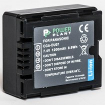 Aккумулятор PowerPlant Panasonic VW-VBD070, CGA-DU07