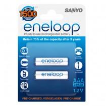 Аккумуляторы Sanyo Eneloop AAA 800mAh( 2шт )