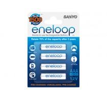 Аккумуляторы Sanyo Eneloop AAA 800mAh( 4шт )