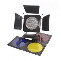 Комплект шторки, соты, фильтры Falcon Eyes DEA-BCH