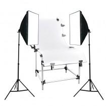 Набор студийного света для предметной съемки Falcon Eyes SB5050K Macro Kit