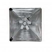 Постоянный флуоресцентный свет Falcon Eyes LHD-B628FS 60x60см