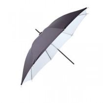Menik зонт черно/белый на отражение 100см
