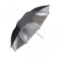 """Зонт серебристый студийный Falcon Eyes 90см (36"""")"""