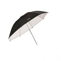 Зонт черно/белый Hyundae Photonics 105см