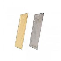Hyundae Photonics панель для отражателя 2в1 Silver/Gold 100x180см