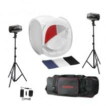 Набор студийного света для предметной съемки Godox 150 lightbox kit