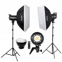 Набор постоянного света Godox SL-60W LED Double Soft