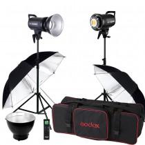 Набор постоянного света Godox SL-60W LED Double UBR