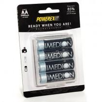 Аккумулятор Powerex Imedion MHRAAI4 AA 2400mAh (4шт)