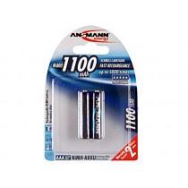 Аккумулятор Ansmann Ni-MH AA 1100mAh (2шт)
