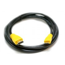 Видео кабель ExtraDigital Mini HDMI to HDMI, 2.0m, позолоченные коннекторы, Blister, 1.3V
